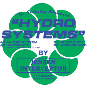 "Jensen Interceptor – Hydro Systems 12"" - Vinylhouse"