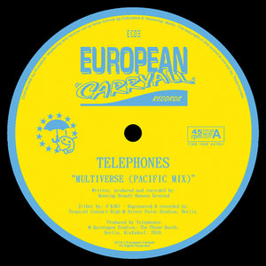 Telephones - Multiverse / Turbofutúr 12""
