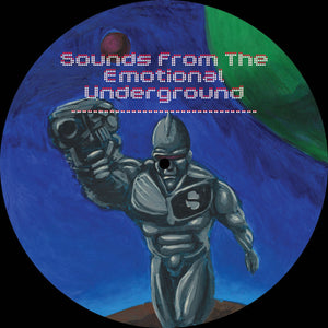 V/A‎– Sounds From The Emotional Underground 12""