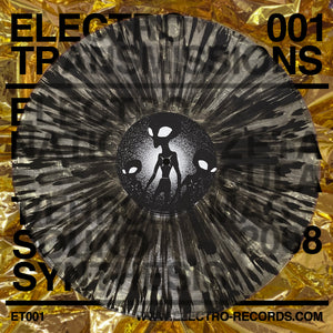 V/A ‎– Electro Transmissions 001 - Abduction Krew 12""