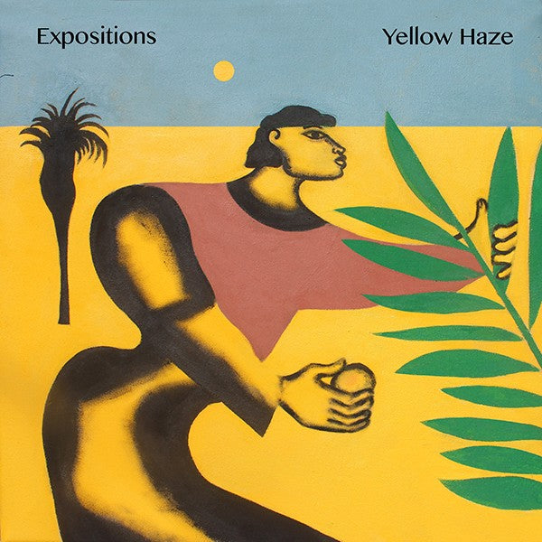 Expositions ‎– Yellow Haze 12""