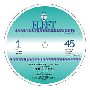 "Charly Kingson ‎– Born In Africa 12"" - Vinylhouse"