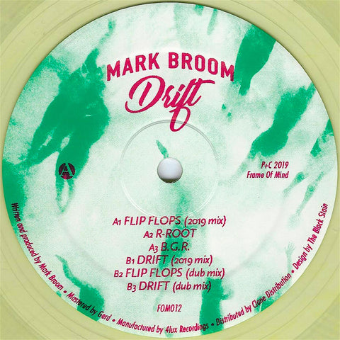 Mark Broom - Drift 12""
