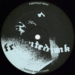 Partisan Midi / Nukubus - Phono Abduction / Europa (Aux 88 Detroit-Mix) 12""