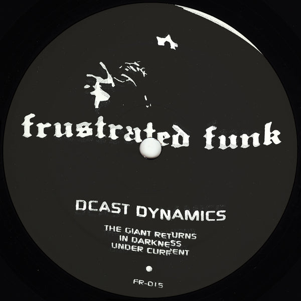 "Dcast Dynamics - The Giant Returns 12"" - Vinylhouse"