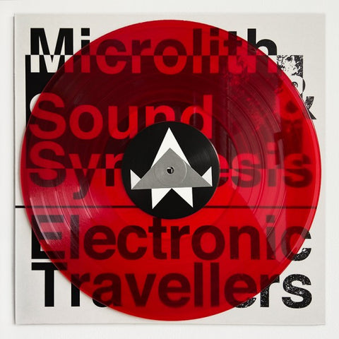 Microlith & Sound Synthesis ‎– Electronic Travellers 12""