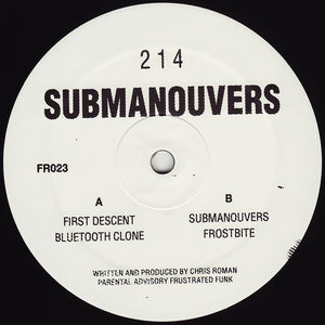 "214 ‎– Submanouvers 12"" - Vinylhouse"
