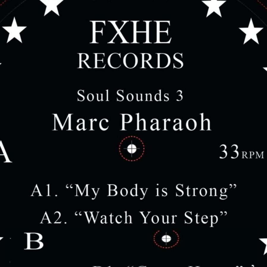 Marc Pharaoh ‎– Soul Sounds 3 12""