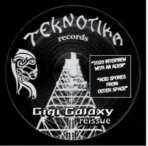 Gigi Galaxy - Reissue 12""