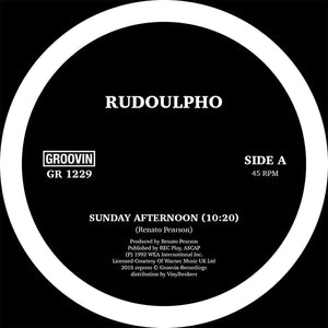 Rudoulpho ‎– Sunday Afternoon 12""