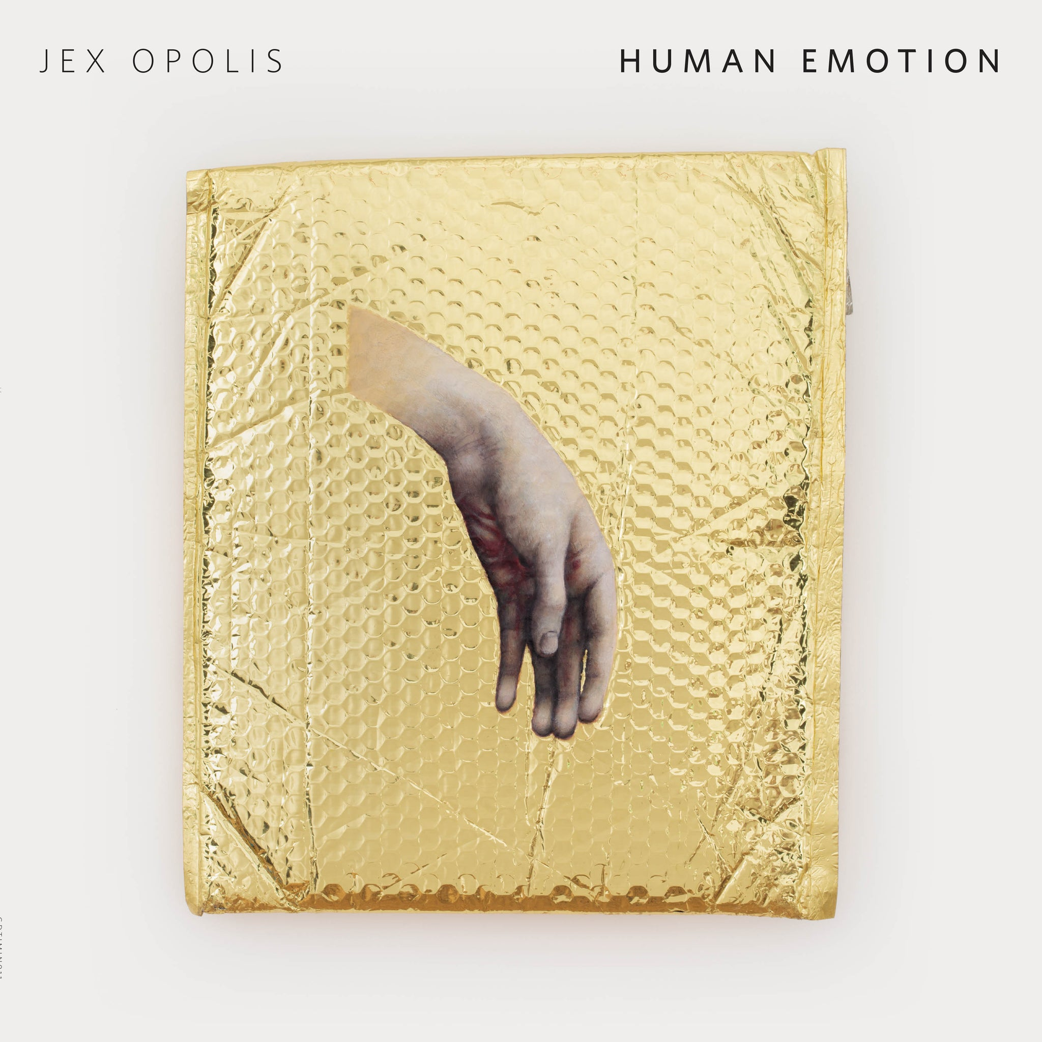 "Jex Opolis - Human Emotion 12"" - Vinylhouse"