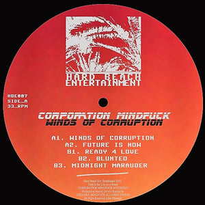 "Corporation Mindfuck - Winds Of Corruption 12"" - Vinylhouse"