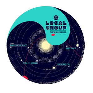 Local Group ‎– Fresh Rhythms EP