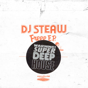 DJ Steaw - Freee 12""