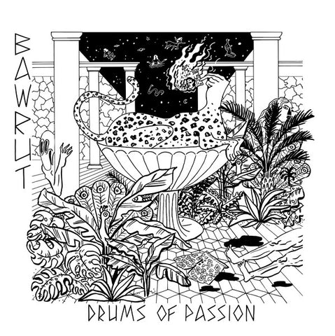 "Bawrut - Drums Of Passion 12"" - Vinylhouse"