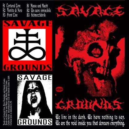 Savage Grounds ‎– Body Weight Compressor EP