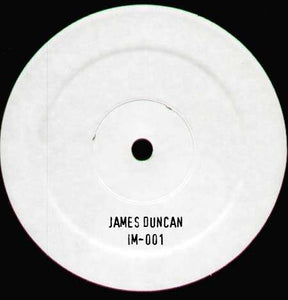 "James Duncan ‎– IM-001 12"" - Vinylhouse"