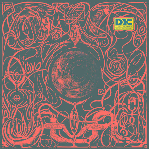D.K. – Live At The Edge LP
