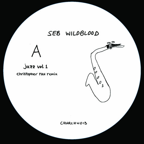 "Seb Wildblood ‎– Jazz Vol. 1 12"" - Vinylhouse"