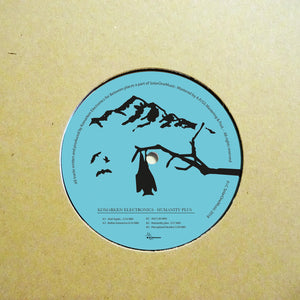 "Komarken Electronics - Humanity plus 12"" - Vinylhouse"