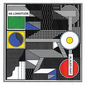 "As Longitude ‎– Blauer Part 12"" - Vinylhouse"