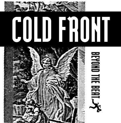 "Cold Front ‎– Beyond The Beat 12"" - Vinylhouse"