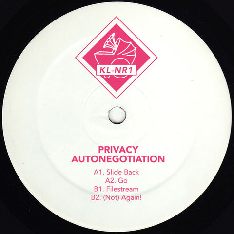 Privacy ‎– Autonegotiation 12""