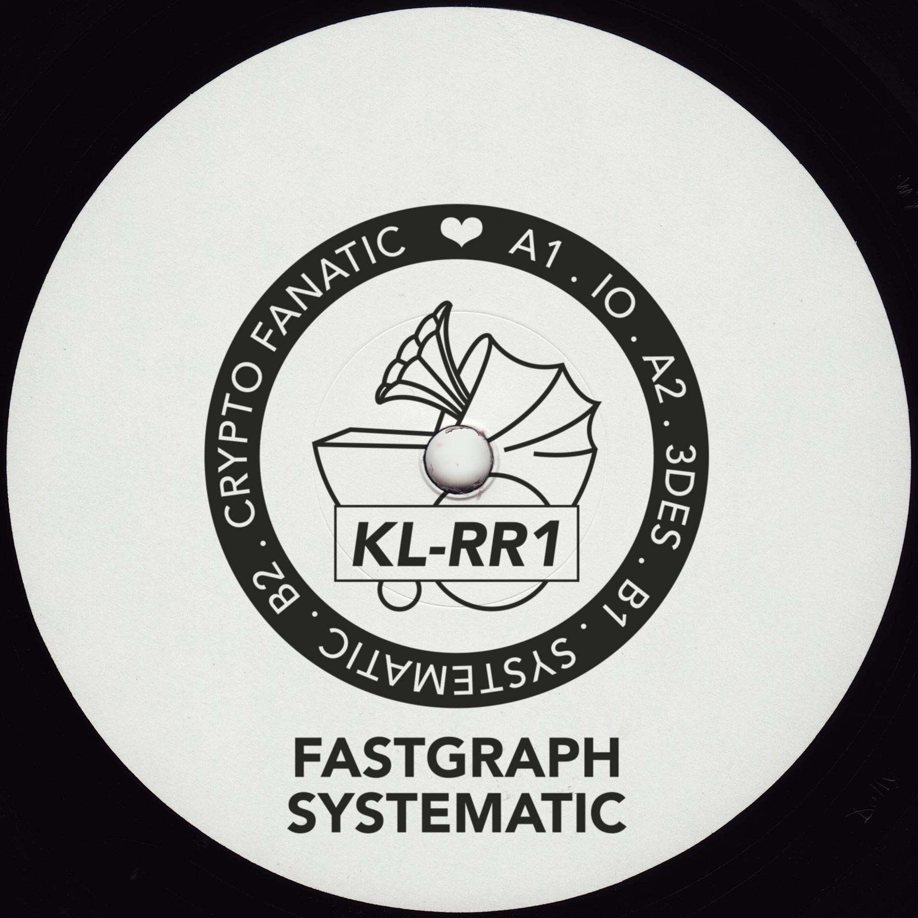 "Fastgraph ‎– Systematic 12"" - Vinylhouse"