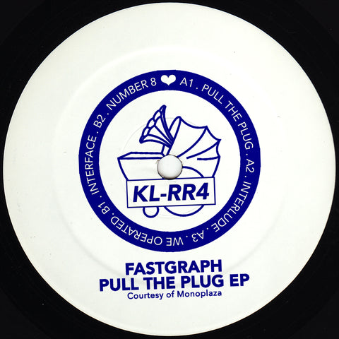 Fastgraph - Pull The Plug EP