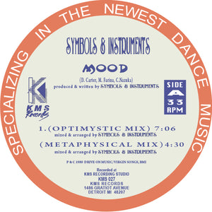 "Symbols & Instruments ‎– Mood 12"" - Vinylhouse"
