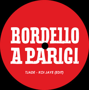 Tjade ‎– Koi Jaye (Edit) 12""