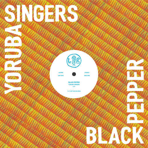 "Yoruba Singers ‎– Black Pepper 12"" - Vinylhouse"
