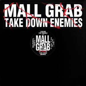 Mall Grab ‎– Take Down Enemies 12""