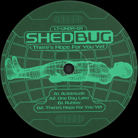Shedbug - There's Hope For You Yet 12""