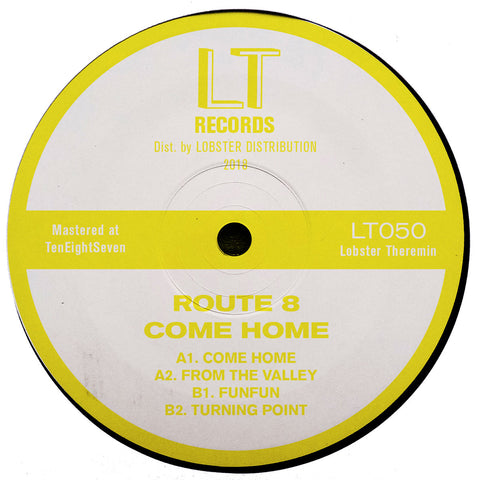 Route 8 ‎– Come Home 12""