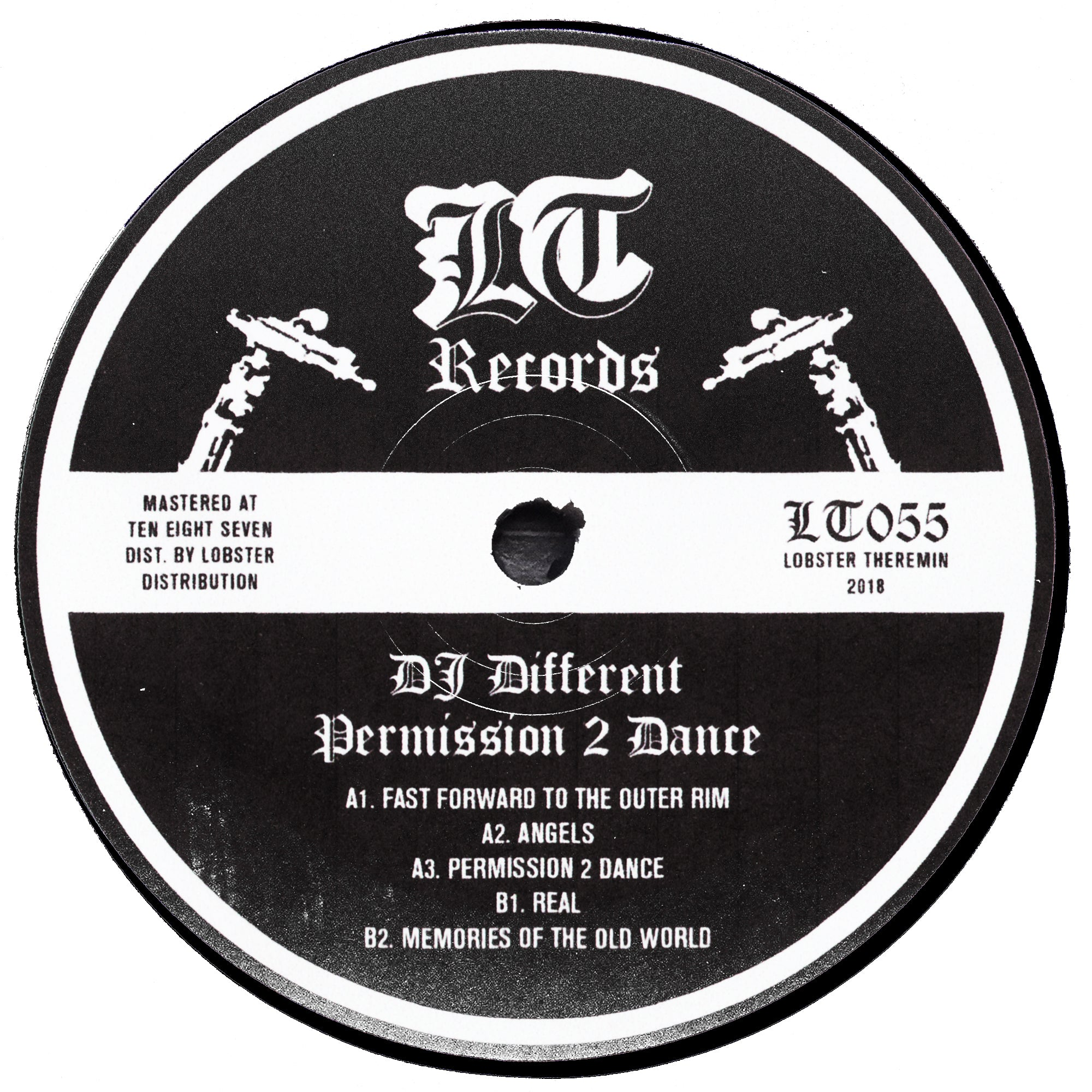 "DJ Different ‎– Permission 2 Dance 12"" - Vinylhouse"