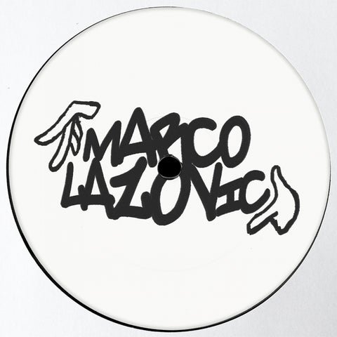 Marco Lazovic - Young Days 12""