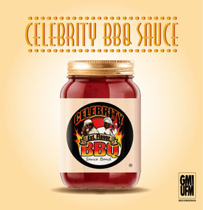 Celebrity BBQ Sauce Band ‎– Celebrity BBQ Sauce DoLP