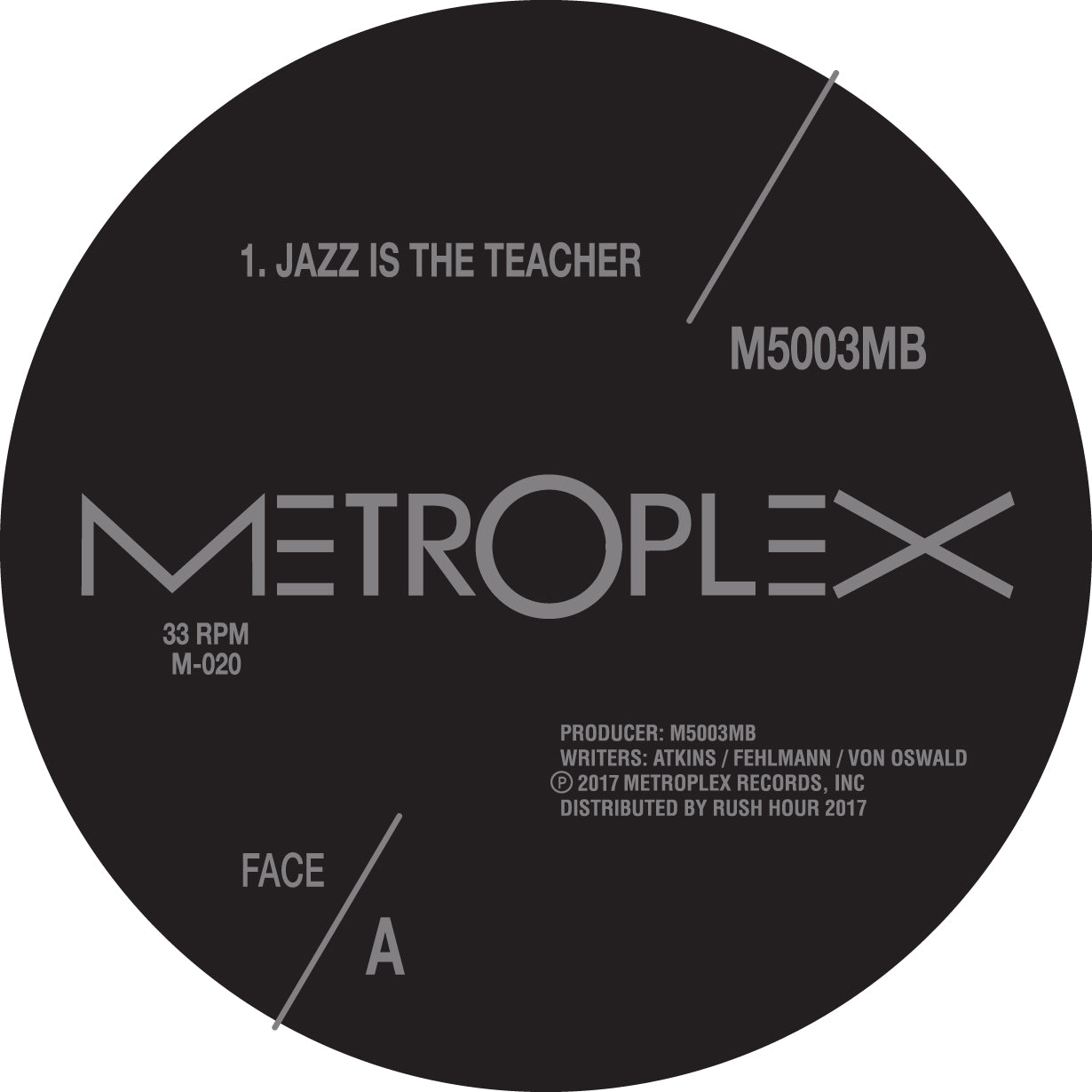 "M500 & 3MB ‎– Jazz Is The Teacher 12"" - Vinylhouse"