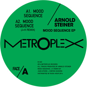 Arnold Steiner - Mood Sequence EP - Vinylhouse