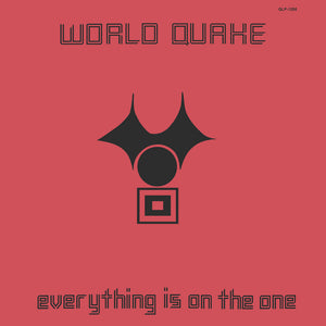 World Quake Band ‎– Everything Is On The One LP