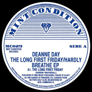 Deanne Day ‎– The Long First Friday 12""