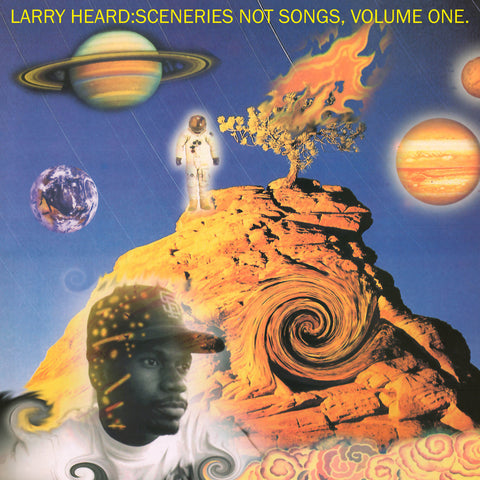 Larry Heard ‎– Sceneries Not Songs, Volume One DoLP