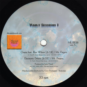 Mr. Fingers - Vault Sessions 1 12""