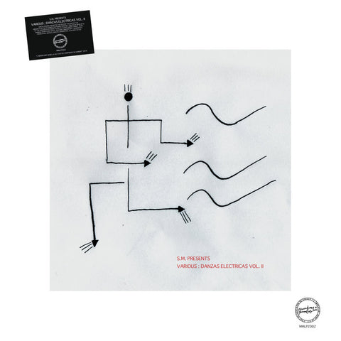 S.M. Presents Various ‎– Danzas Electricas Vol. II DoLP