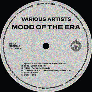 "Various ‎– Mood Of The Era MOTE003 12"" - Vinylhouse"