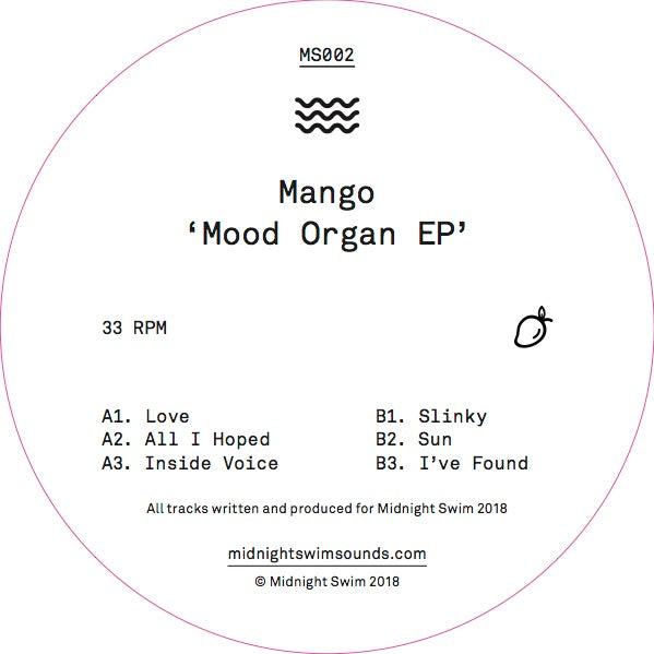 Mango - Mood Organ EP
