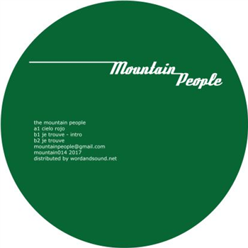 "The Mountain People ‎– Mountain014 12"" - Vinylhouse"