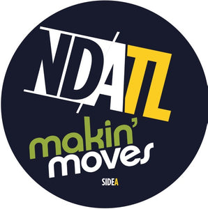 V/A ‎– NDATL x Makin Moves 12""