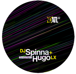 DJ Spinna & Hugo LX ‎– The Astral Flight EP - Vinylhouse